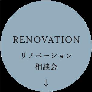 RENOVATION リノベーション相談会