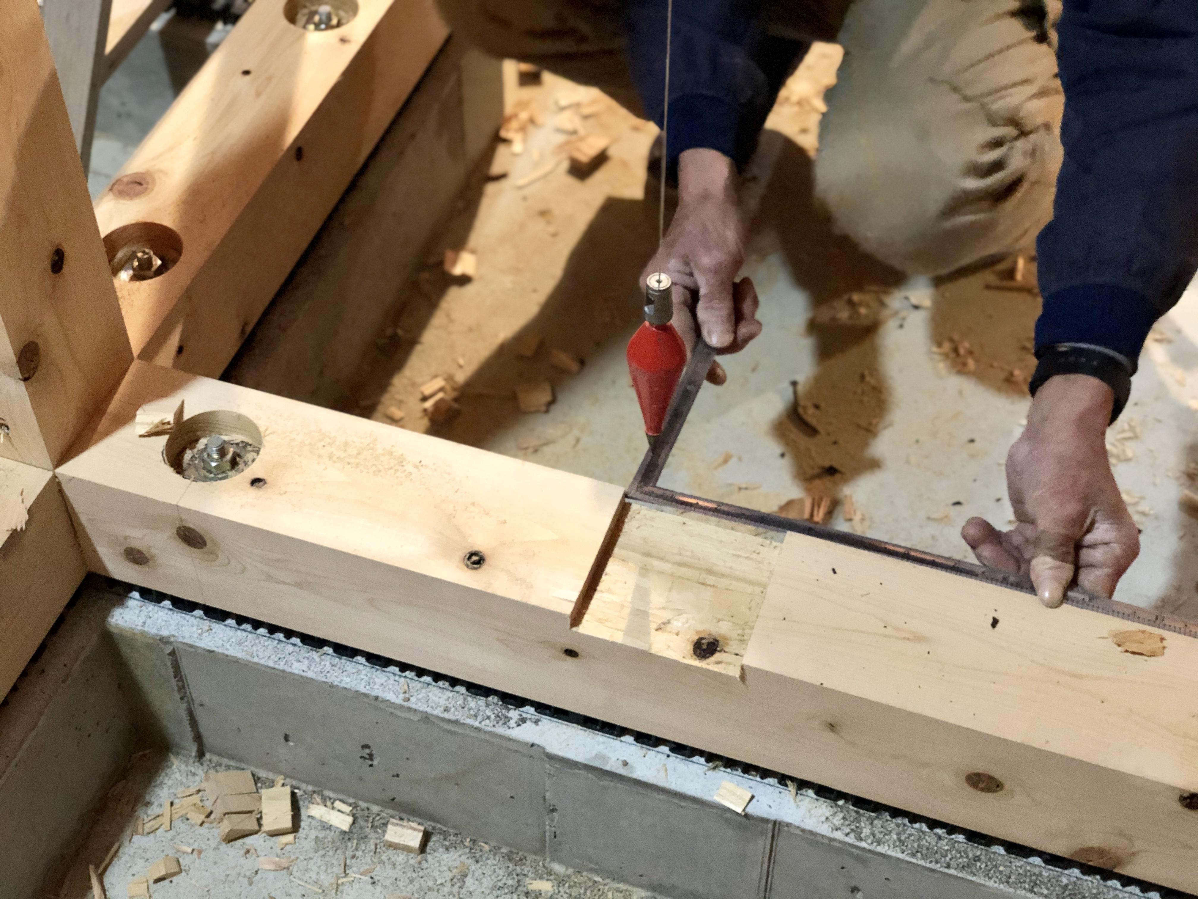 手仕事と道具。