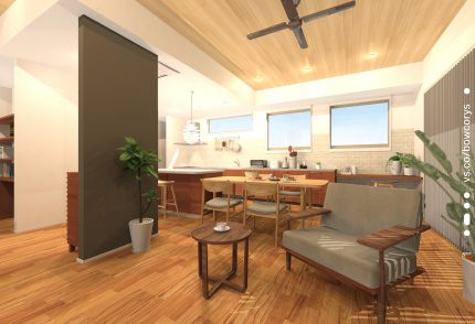 『Neat-2 』 すてき・すっきり・きちんと収納できる家