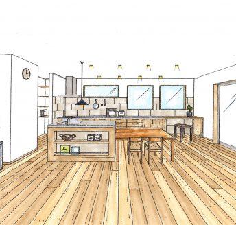 『Neat 』 -すてき・すっきり・きちんと収納できる家-