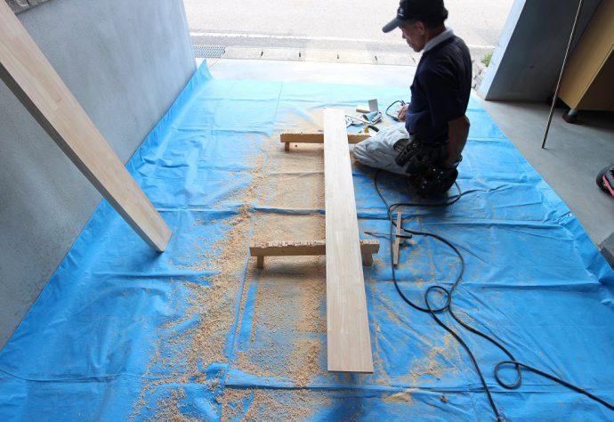 豊田市Y様邸 大工工事が続きます!